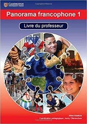 Panorama francophone 1 Livre du Professeur with CD-ROM - IB Diploma