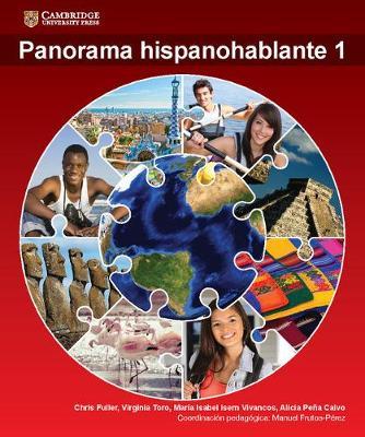 Panorama hispanohablante Student Book 1 - IB Diploma (Paperback)