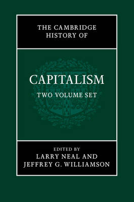 The Cambridge History of Capitalism 2 Volume Paperback Set (Paperback)