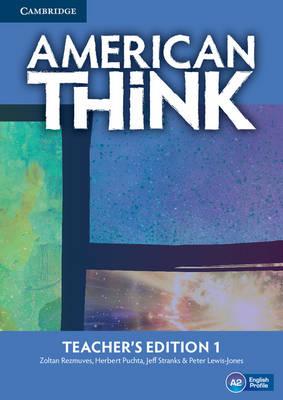American Think Level 1 Teacher's Edition (Spiral bound)