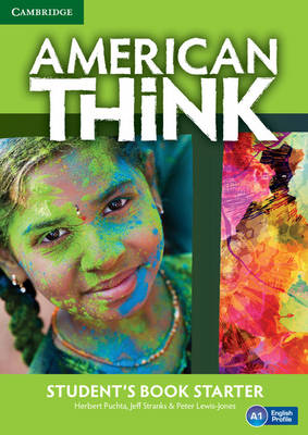 American Think Starter Student's Book (Paperback)