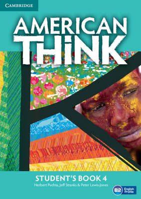American Think Level 4 Student's Book (Paperback)