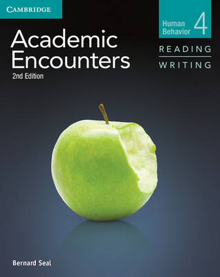 Academic Encounters Level 4 Student's Book Reading and Writing: Human Behavior (Paperback)