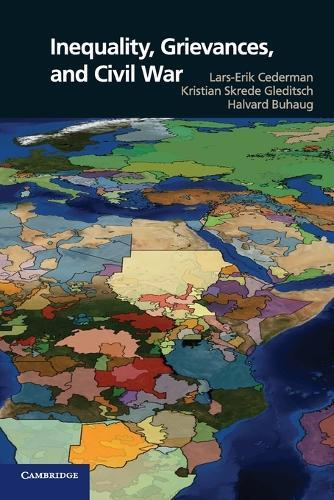 Inequality, Grievances, and Civil War - Cambridge Studies in Contentious Politics (Paperback)