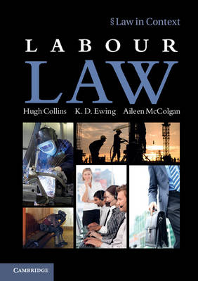 Labour Law - Law in Context (Paperback)