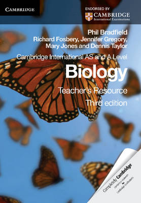 Cambridge International AS and A Level Biology Teacher's Resource CD-ROM - Cambridge International Examinations (CD-ROM)