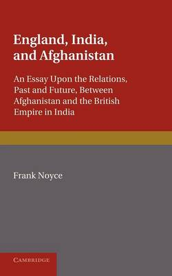England, India and Afghanistan (Paperback)