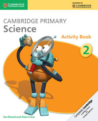 Cambridge Primary Science Stage 2 Activity Book - Cambridge Primary Science (Paperback)