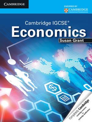 Cambridge IGCSE Economics Student's Book - Cambridge International IGCSE (Paperback)