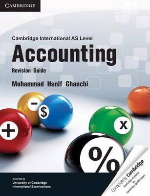 Cambridge International AS Level Accounting (Paperback)