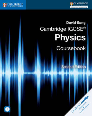 Cambridge IGCSE (R) Physics Coursebook with CD-ROM - Cambridge International IGCSE