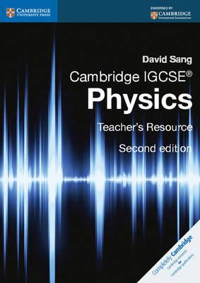 Cambridge International IGCSE: Cambridge IGCSE (R) Physics Teacher's Resource CD-ROM (CD-ROM)