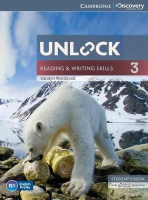Unlock Level 3 Reading and Writing Skills Student's Book and Online Workbook - Unlock