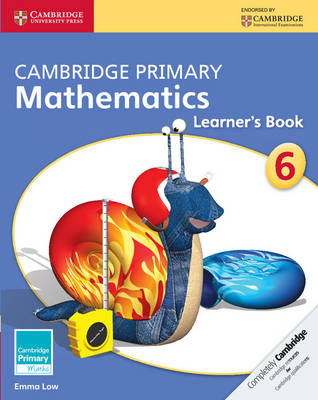 Cambridge Primary Mathematics Stage 6 Learner's Book - Cambridge Primary Maths (Paperback)