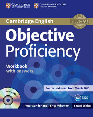 Objective Proficiency Workbook with Answers with Audio CD - Objective