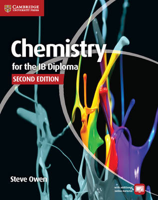 IB Diploma: Chemistry for the IB Diploma Coursebook (Paperback)