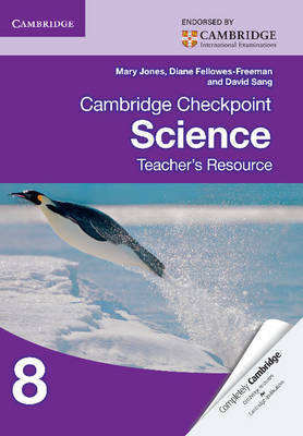 Cambridge Checkpoint Science Teacher's Resource 8 (CD-ROM)