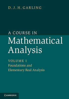 A Course in Mathematical Analysis 3 Volume Set