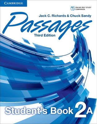 Passages Level 2 Student's Book A (Paperback)