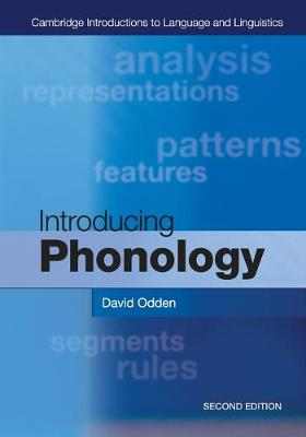 Introducing Phonology - Cambridge Introductions to Language and Linguistics (Paperback)