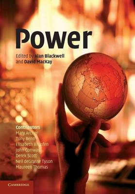 Power - Darwin College Lectures 16 (Paperback)