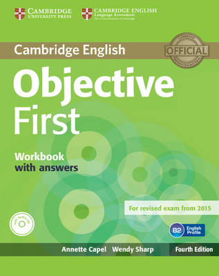 Objective First Workbook with Answers with Audio CD - Objective