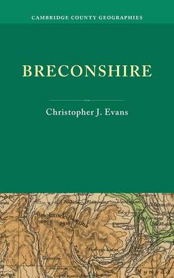 Breconshire - Cambridge County Geographies (Paperback)