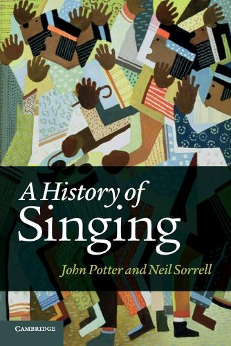 A History of Singing (Paperback)
