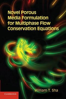 Novel Porous Media Formulation for Multiphase Flow Conservation Equations (Paperback)