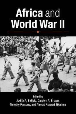 Africa and World War II (Paperback)