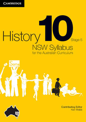 History NSW Syllabus for the Australian Curriculum Year 10 Stage 5 (Paperback)