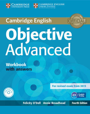 Objective: Objective Advanced Workbook with Answers with Audio CD