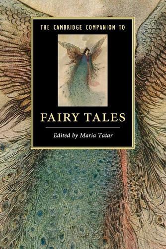 The Cambridge Companion to Fairy Tales - Cambridge Companions to Literature (Paperback)