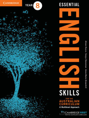 Essential English Skills for the Australian Curriculum Year 8: A multi-level approach (Paperback)