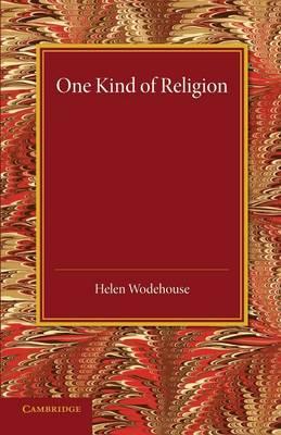 One Kind of Religion (Paperback)
