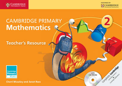 Cambridge Primary Mathematics Stage 2 Teacher's Resource with CD-ROM - Cambridge Primary Maths