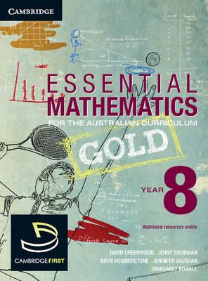 Essential Mathematics Gold for the Australian Curriculum Year 8 - Essential Mathematics (Paperback)