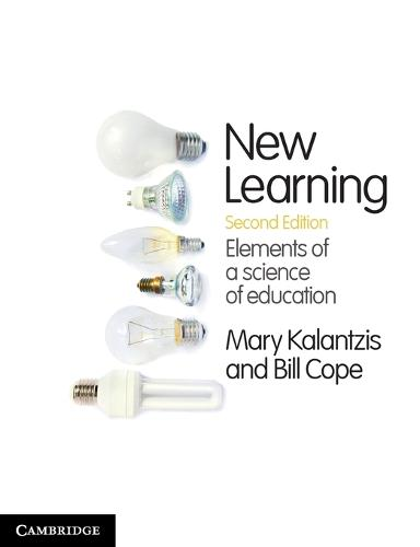 New Learning: Elements of a Science of Education (Paperback)
