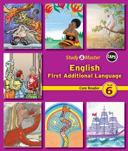 Study & Master English FAL Core Reader Grade 6 - CAPS English (Paperback)