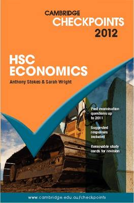 Cambridge Checkpoints HSC Economics 2012 - Cambridge Checkpoints (Paperback)