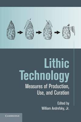 Lithic Technology: Measures of Production, Use and Curation (Paperback)
