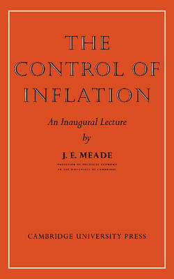 The Control of Inflation (Paperback)
