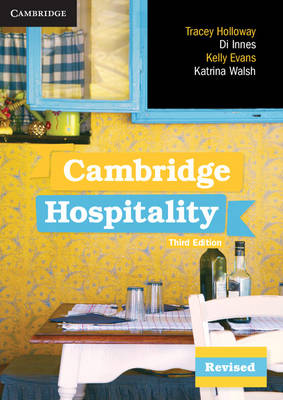 Cambridge Hospitality (Paperback)