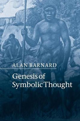 Genesis of Symbolic Thought (Paperback)