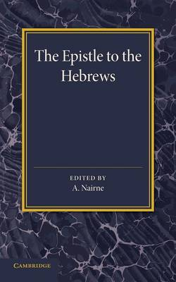 The Epistle to the Hebrews: With Introduction and Notes (Paperback)