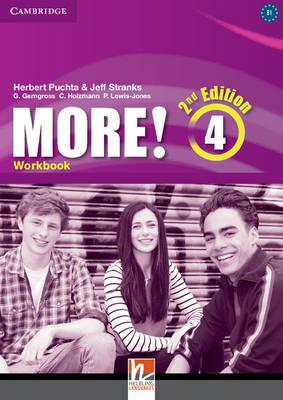 More! Level 4 Workbook (Paperback)