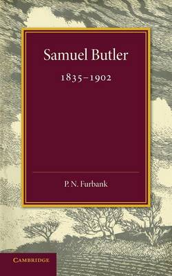 Samuel Butler (1835-1902) (Paperback)