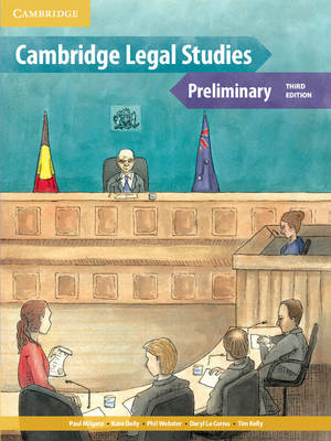 Cambridge Preliminary Legal Studies 3ed Bundle
