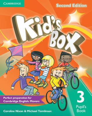 Kid's Box Level 3 Pupil's Book (Paperback)