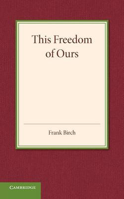 This Freedom of Ours (Paperback)